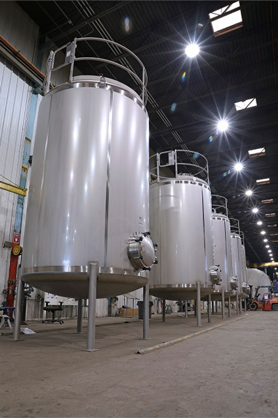 Storage Vessels-Paul Mueller Company