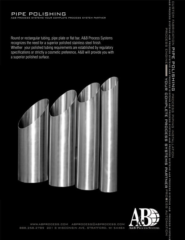 Stainless Steel Process Systems|A&