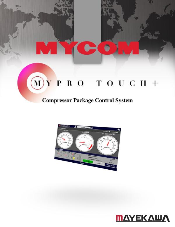 MYPRO Touch-MAYEKAWA Canada
